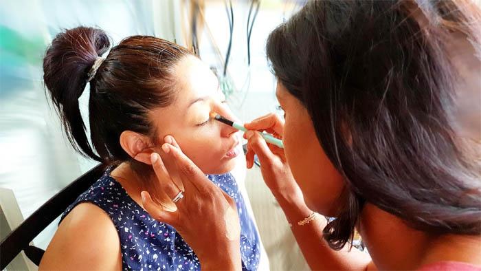 Cours de maquillage - Milana